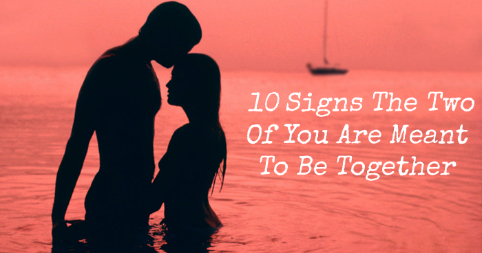 signs of people in love