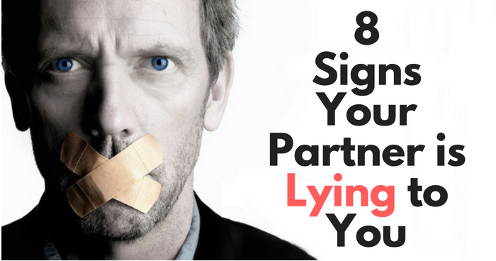 what to do when your boyfriend is lying to you