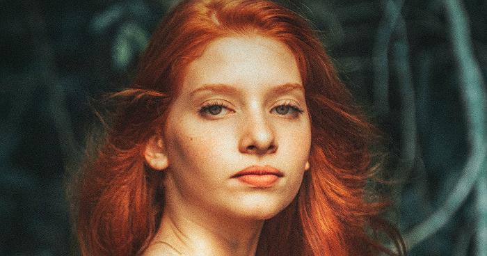 Redhead genetic studies